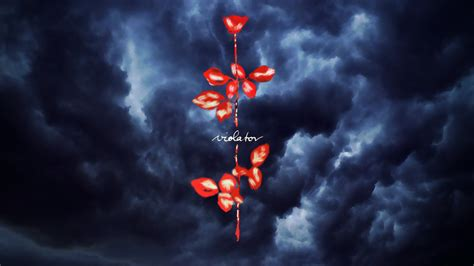 depeche mode violator sky by idalizes on deviantart