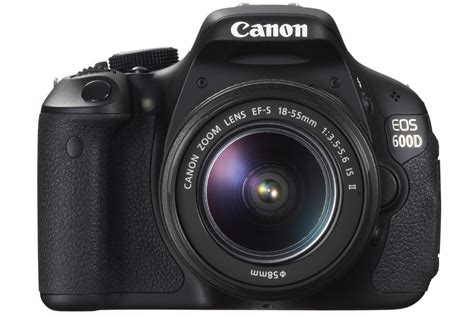 Kamera Canon 600d Only canon lancerer eos 600d digital foto