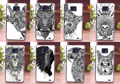 mobile cover design homemade cute animal design cell phone skin diy pattern phone case