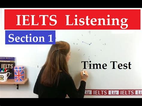 ielts listening section 1 ielts listening section 1 time test youtube