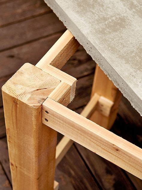 outdoor table   woodworking