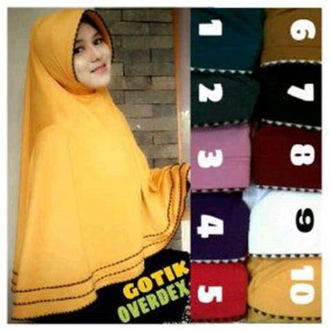 Jilbab Cantik Warna Ungu