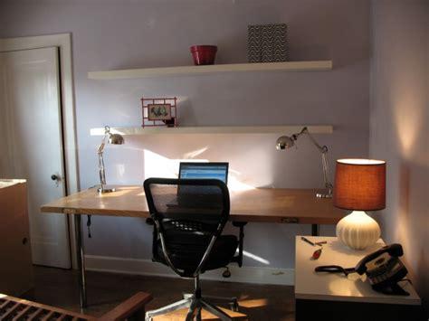 design tips for small home offices des id 233 es pour am 233 nager un petit coin bureau bricobistro