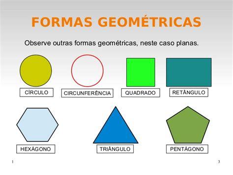 figuras geometricas nomes e imagens formas geometricas