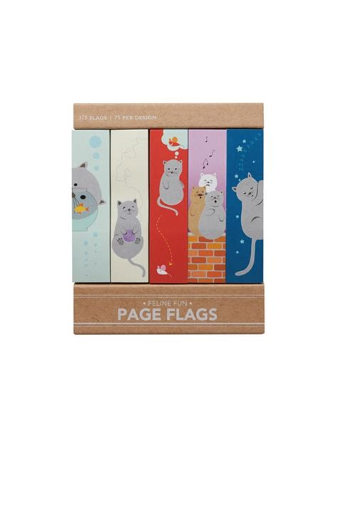of all work cat page flags from orange county by tin