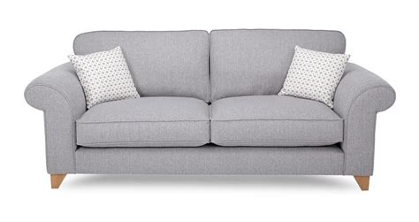 dfs settees angelic 3 seater sofa dfs