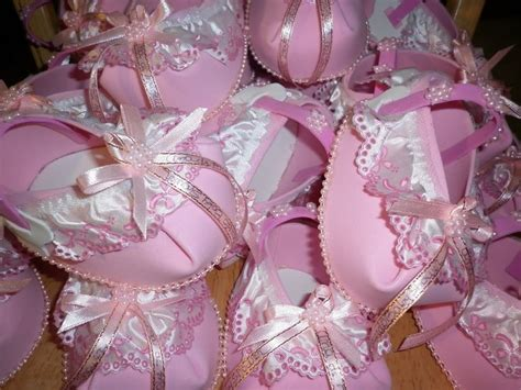 Decoracion Para Baby Shower De Niña by Zapatitos Para Baby Shower De Decoraciones Quot 201 Neme