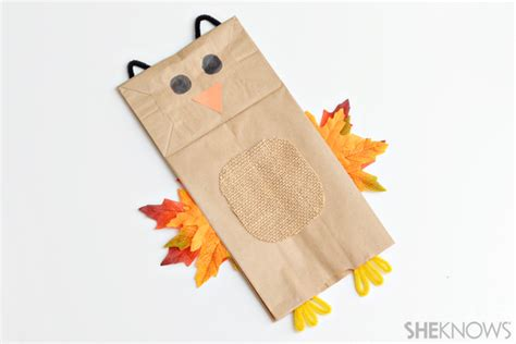fall crafts for easy 4 autumn themed paper bag crafts that will keep busy