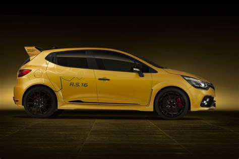 renault sport rs renault sport unveils the 2017 rs clio 16 in monaco