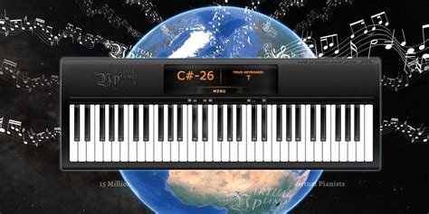 play piano on computer keyboard free super mario koji kondo virtual piano