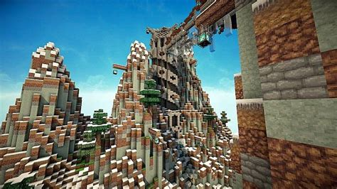 nb1 design contest the incevric hallow minecraft project