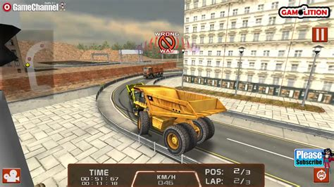 truck 3d racing dump truck 3d racing truck vehicles for