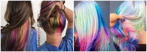 nuevas tendencias en colorimetria tendencias en color de cabello 2017 estilos de corte y color