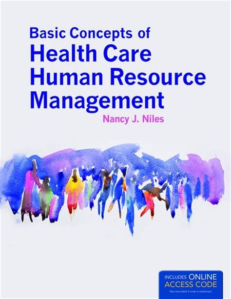 Of St Health Care Mba by Basic Concepts Of Health Care Human Resource Management