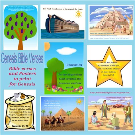 genesis pictures bible bible for genesis bible verse printables