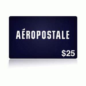 Aeropostale Gift Card Check Balance - aeropostale gift cards lamoureph blog