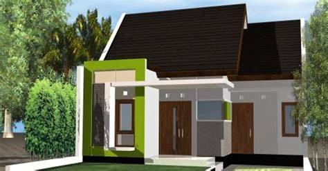 gambar desain denah rumah minimalis type 60 terbaru desain rumah minimalis terbaik