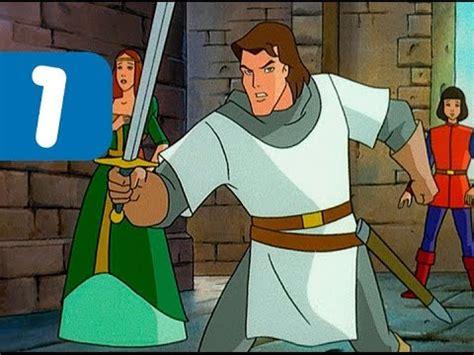 infantil de gracia caballeros medievales ivanhoe dibujos de aventuras de caballeros ep 01 un