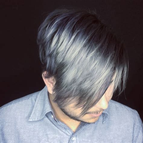 ash grey color ash gray hair color www pixshark images