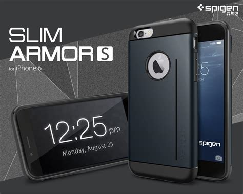 Spigen Slim Armor S Iphone 6 6s Original original spigen sgp slim armor s fo end 3 31 2018 10 02 am