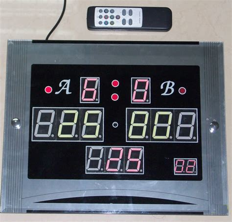electronic board table electronic billiard scoreboard electronic snooker