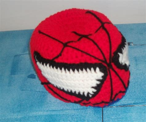 crochet pattern for spiderman eyes melodycrochet the making of spiderman crochet hat