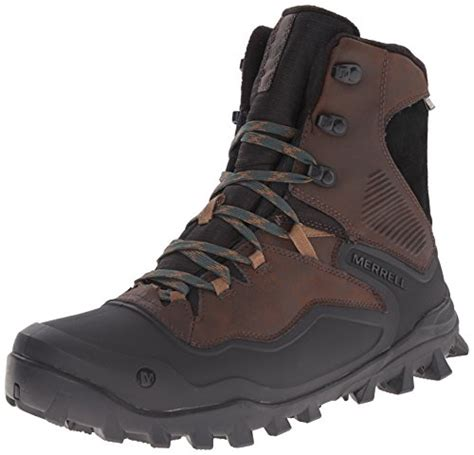 Boots Wanita Import Winter Boots 8 merrell s fraxion shell 8 waterproof winter boot safe hiking boot