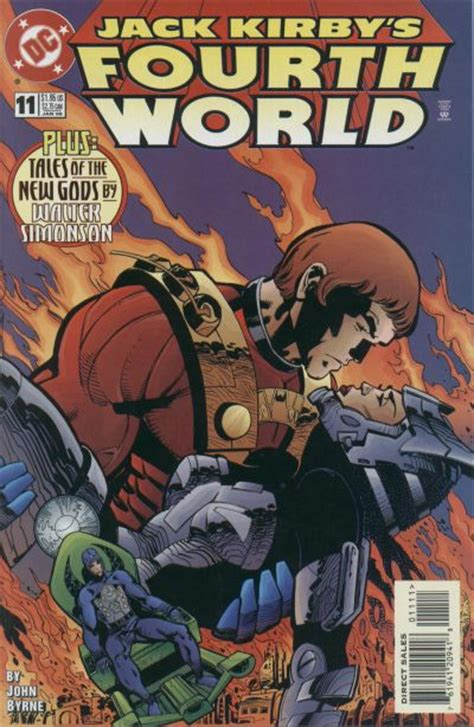 fourth world by jack jack kirby s fourth world vol 1 11 dc comics database