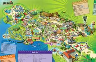 legoland map florida legoland florida resort legoland in florida