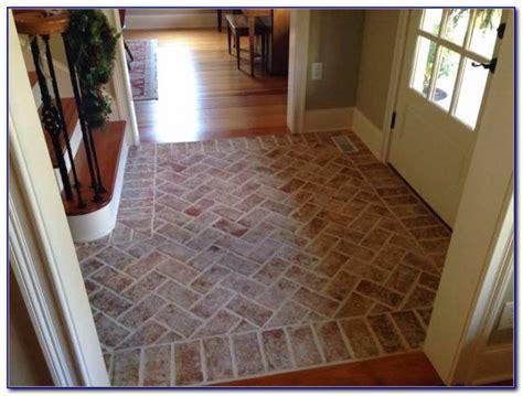 brick pavers for interior floors flooring home design ideas a8d7rxgwno95245