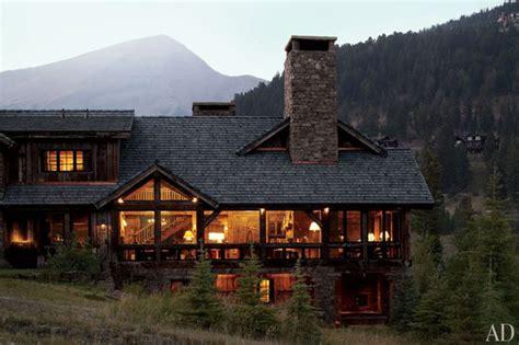 Beautiful Mountain Houses by Beautiful Mountain House Views