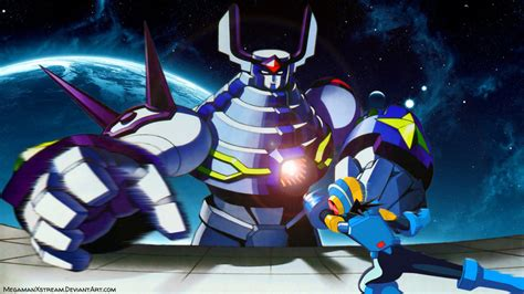Kaos Absolute Zero Hight Quality megaman battle network wallpaper gallery