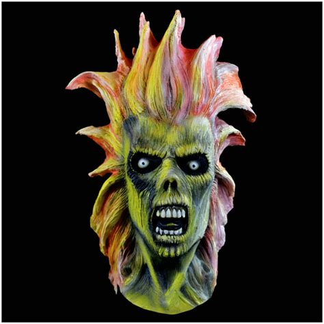 At Home Halloween Decorations by Iron Maiden Eddie Mask 183 Mad About Horror