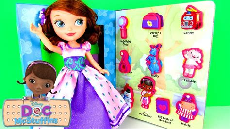 Stuck On Stories Princess disney junior doc mcstuffins stuck on stories storybook
