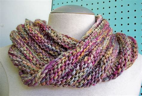 easy cowl knitting pattern free easy mobius cowl pattern knitting patterns