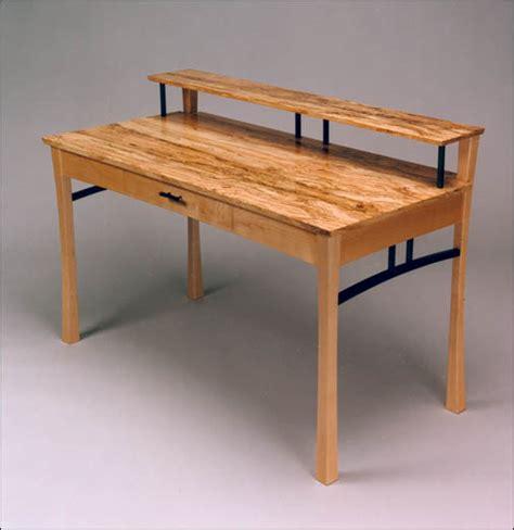 woodworking desk woodworking desks bone desk in spalted maple