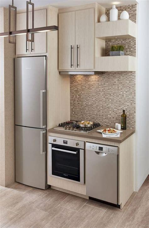 disenos de cocinas modernas rusticas empotradas