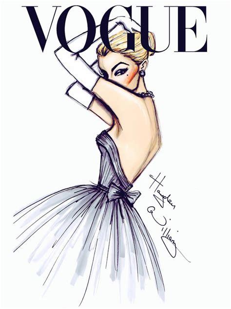 fashion illustration easy 12 stunning fashion sketches by hayden williams