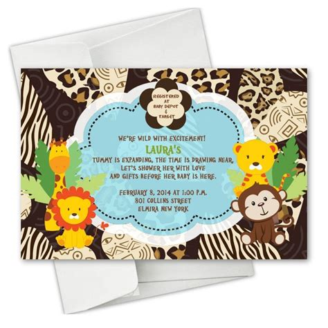 Safari Baby Shower by Safari Baby Shower Ideas Baby Ideas