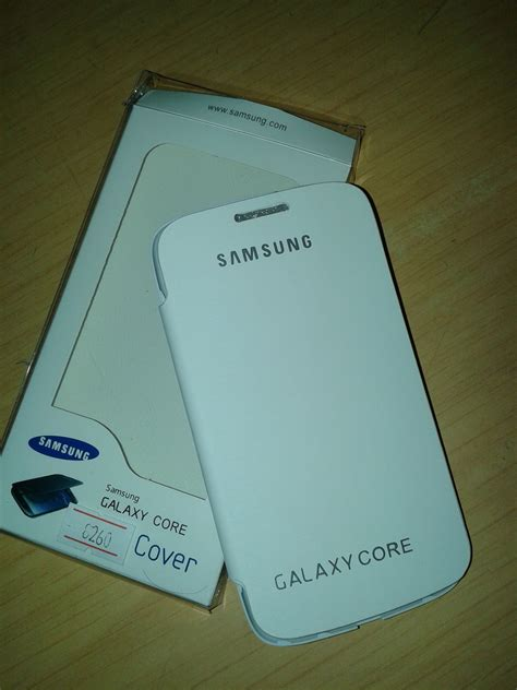 Ready Backdoor Samsung Galaxy Core1 I8262 Casing Cover Tutup samsung galaxy duos i8262 flip cover