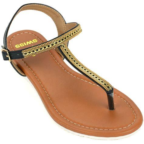 dressy sandals alpine swiss womens dressy sandals slingback thongs gold t