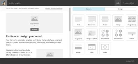 Mailchimp Create Template From Caign by Mailchimp Cos 232 E Come Funziona La Piattaforma Per L