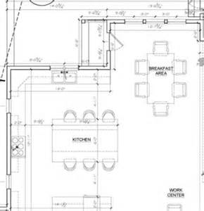Kitchen island dimensions designs pictures to pin on pinterest
