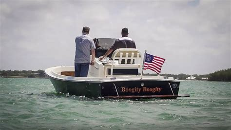 florida sportsman project dreamboat shamrock splash 23 - Florida Sportsman Dream Boat Youtube