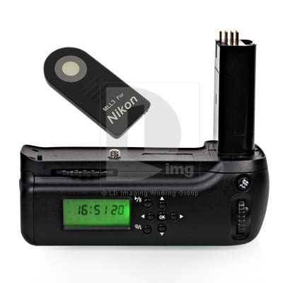 Baterai Grip Nikon Mb D80 1 battery grip f nikon d80 d90 d3000 d40 d40x d60 mb d80 en