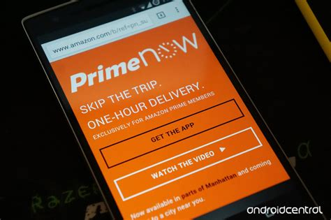 amazon now amazon launches prime now to deliver essential goods to