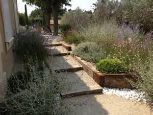 projet de cr 233 ation d un jardin paysager 224 nimes par les