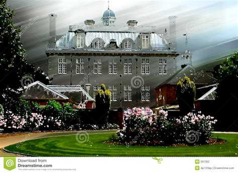 English Mansion Floor Plans Old Manor House Or Mansion Stock Photography Image 591352