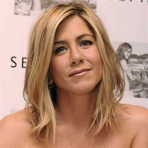 Lång Bob Frisyr 2016 1000 ideas about aniston bob on