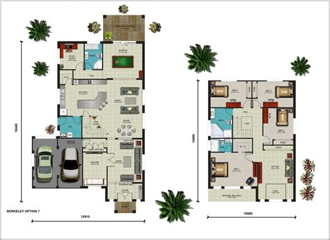 floor plan layout design berkeley option 7
